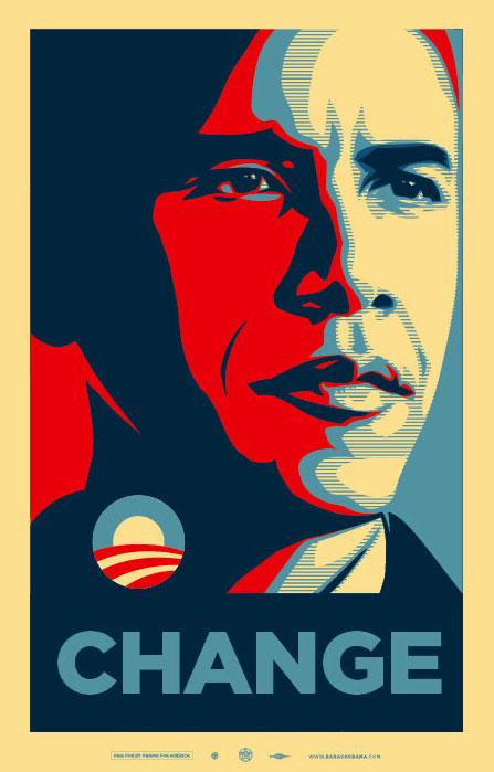 Barack Obama Obey