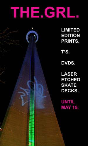 GRL Toronto Pixel Gallery