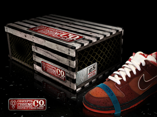 Nike Dunk SB Lobster
